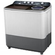 Lavadora Semiautomática Mabe LMDX6124PBAB0 16 Kg Blanca