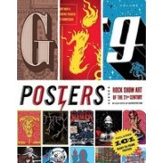 Gig Posters, Volume 1: Rock Show Art of the 21st Century