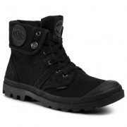 Туристически oбувки PALLADIUM - Baggy 02478-069-M Black Metal