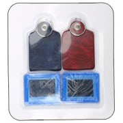 Keyring and Fridge Magnet Pack