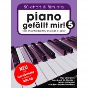 Bosworth Music Piano gefällt mir! 50 Chart & Film Hits 5, Spiralbindung
