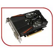 Видеокарта GigaByte GeForce GTX 1050 1354Mhz PCI-E 3.0 2048Mb 7008Mhz 128 bit DVI HDMI HDCP GV-N1050D5-2GD