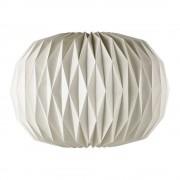 Maisons du Monde ZEN non-electric paper pendant lamp in white D 70cm