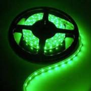 LED szalag , 3528 , 60 led/m , 3,6W/m , zöld