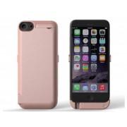 Power Bank Funda Cargador Iphone 6/6s/7/8 10,000mah - Rosa Oro Power Bank GADGETSMX62360
