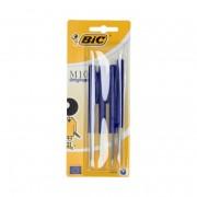 Balpen BIC M10 blauw 4 st.