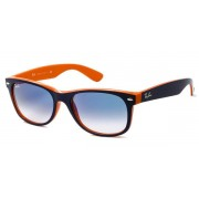 Ray-Ban RB2132 New Wayfarer Color Mix Sunglasses 789/3F