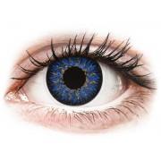 Maxvue Vision ColourVUE Glamour - nedioptrické (2 čočky) Blue