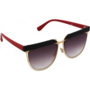 6by6 Over-sized Sunglasses(Violet)