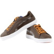 Puma Archive Lite Lo Rugged Core Plus Sneakers For Men(Brown)