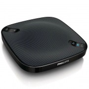 Philips AECS7000E WeCall Bluetooth Conference Speaker - Black