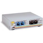 Allied Telesis Allied Telesis 100FX (SC) multi-mode to 100FX (SC) single-mode (15km) media converter
