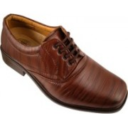 Action Synergy Fashion Line Pn3192 Lace Up Shoes For Men(Brown)