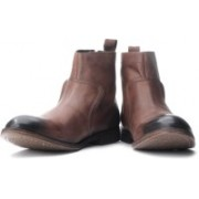 Clarks Gofor Action Boots For Men(Brown)