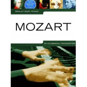 Music Sales Really Easy Piano: Mozart