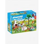 Playmobil 9272 Festa no Jardim, da Playmobil branco claro liso com motivo