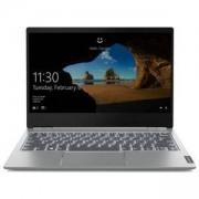 Лаптоп Lenovo ThinkBook 13s, Intel Core i7-10510U, 16GB, 512GB SSD, 13.3 инча, FHD, IPS, AG, Intel UHD Graphics, Сив, 20RR001LBM_5WS0A23781