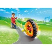 Playmobil Speed Roller Naranja