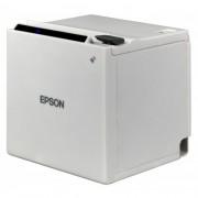 Epson TM-m30 thermo nyomtató, Ethernet, vágó, fehér