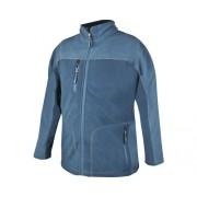 Bluza (polar) de lucru Ardon Michael, material fleece albastru, marimea XXXL