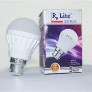 RR Lite 5W LED Bulbs Cool Day Light - Pack of 10