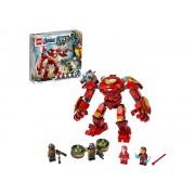 76164 Iron Man Hulkbuster contra AIM. Agent
