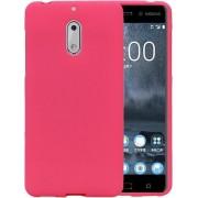 BestCases.nl Roze Zand TPU back case cover hoesje voor Nokia 6
