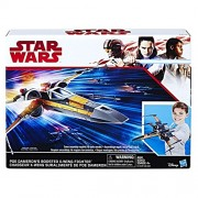 Star Wars the Last Jedi Poe's Boosted X-Wing Fighter (283mm)