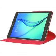 Red 360 Degree Rotating Case Cover For Samsung Galaxy Tab S2 9.7