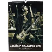PPV Medien Guitar Kalender 2019