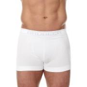 Brubeck Comfort Cotton varrat nélküli férfi boxeralsó, fehér L
