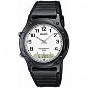 Ceas barbatesc Casio Standard AW-49H-7B Negru Cauciuc Quartz