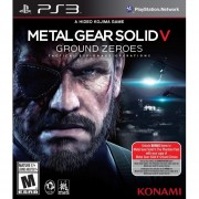 Videojuego Metal Gear Solid V Ground Zeroes Playstation 3 - Digital