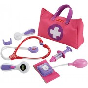 Fisher-Price Medical Kit Role Play Toy Pink