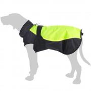 Illume Nite Neon - дъждобран-палто за куче - около 50 см дължина на гръб