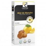 Comptoirs et Compagnies Pastilles Miel de Manuka et Citron - Boîte de 8 pastilles