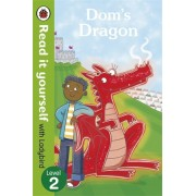 Dom's Dragon - Read it yourself with Ladybird, Level 2