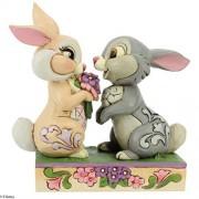 Enesco Disney Traditions by Jim Shore Thumper and Blossom Figura decorativa