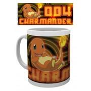 GB Eye Pokemon - Mok - Charmander - Glow Mok