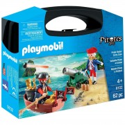 Playmobil pirates valigetta grande pirati
