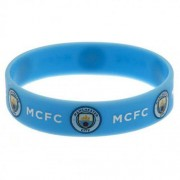 Manchester City FC szilikon karkötő