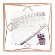 Umbra Rám ve měděné barvě na fotografii o rozměru 10 x 10 cm Umbra Prisma