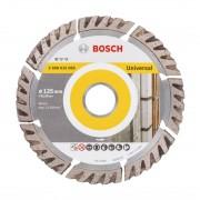 Bosch Diamanttrennscheibe Universal 125 mm