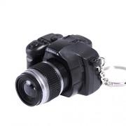 Iuhan Mini Led Camera Key Chain Multi Function Lovely Mini Led Camera Key Chain Pendants Rings Chain Cartoon Car Bag Key Ring As The Picture Shows Black