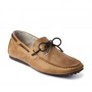 Croft Perry Shoes Tan FLP711