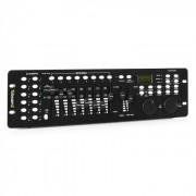 Beamz DMX-240 Mesa de control de luces 240 canales MIDI (SKY-154.090)