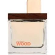 Dsquared2 she wood eau de parfum 100ml spray