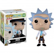 Funko Pop Rick De Rick And Morty Caricatura
