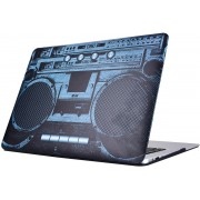 Mobigear Hard Case Tape Recorder Apple MacBook Air 13 inch