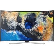 Televizor LED Curbat Smart Samsung, 163 cm, 65MU6222, 4K Ultra HD